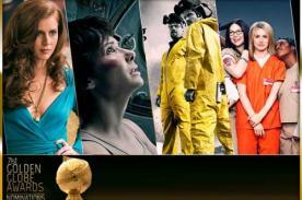Conoce la lista de nominados a los Globos de Oro 2014