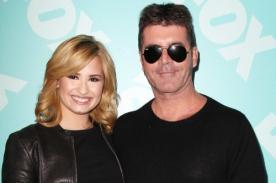 Simon Cowell siempre supo que Demi Lovato no continuaría en The X Factor