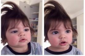 Shakira comparte tierna foto de su hijo Milan en Instagram