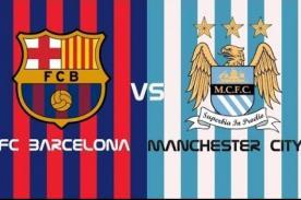 Mancherter City Vs Barcelona: Recuerda sus encuentros anteriores - Video