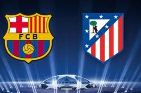 Atletico de Madrid vs. FC Barcelona: En vivo por ESPN- Champions League