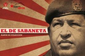 Venezuela: Lanzan álbum de estampas en honor a Hugo Chávez