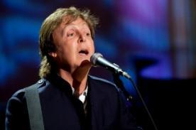 Paul McCartney: Atropellan a fanática durante su llegada a Chile - VIDEO