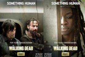 The Walking Dead lucha contra zombies y para ganar los Emmy [Fotos]