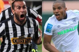Alianza Lima vs San Martín en vivo: Resumen del primer tiempo - Copa Inca 2014
