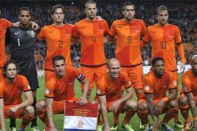 Mundial Brasil 2014: Conoce a los 23 jugadores de la selección Holanda