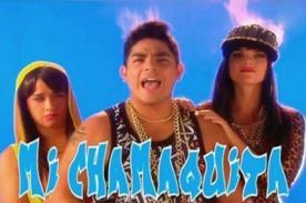 AFHS ¿Cómo se grabó el videoclip de 'La Chamaquita? [Video]