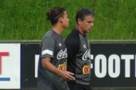 Pablo Bengochea: 'Le dije a Cristian Benavente que consiga otro equipo'