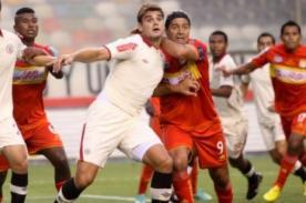 Resultado de Universitario (3) Vs. (0) Sport Huancayo - Torneo Apertura 2014