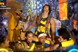 Los 'leones' son los campeones de la temporada final en Esto es Guerra