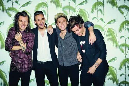 One Direction: ¿Harry Styles y Louis Tomlinson fueron pareja?