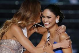 Miss Universo 2015: Miss Filipinas habla sobre Miss Colombia