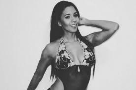 Facebook: ¡Rocío Miranda comparte inédita foto de su infancia!