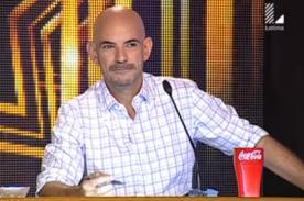 Yo Soy: Ricardo Morán le lanzó mirada traviesa a imitadora de Yahaira Plasencia - VIDEO