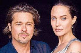 Angelina Jolie y Brad Pitt se separan por presunta infidelidad del actor