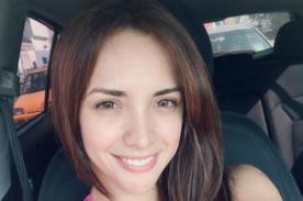 Rosángela Espinoza muestra su curva más linda con esta foto en Instagram
