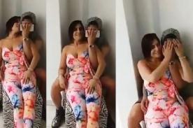 ¿Evelyn Vela y Jean Deza viven romance hace tiempo y nadie lo sabía?