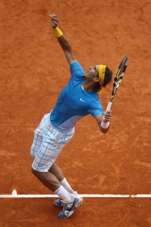 Montecarlo 2010: Rafael Nadal se proclama campeón por sexta vez consecutiva