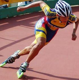 Colombia campeón mundial de patinaje de carreras