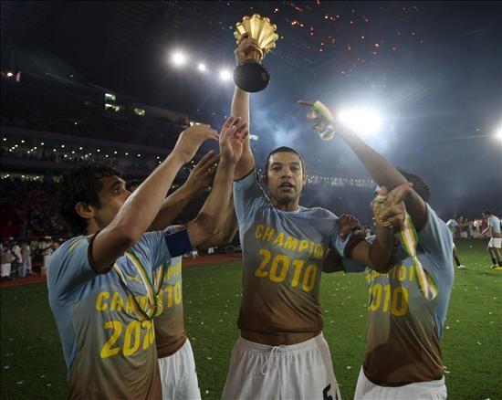 Egipto volvió a campeonar en la Copa de África de Naciones