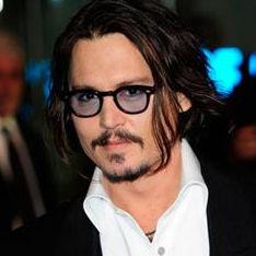 Johnny Depp creó a varios de sus personajes meditando en un sauna