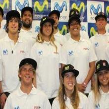 Mundial de Surf: Sofia Mulanovic participó de la ceremonia de inauguración