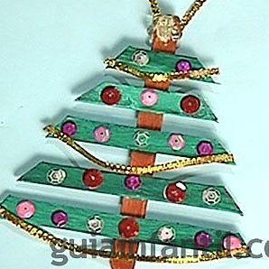 Decora tu hogar con este lindo árbol de navidad