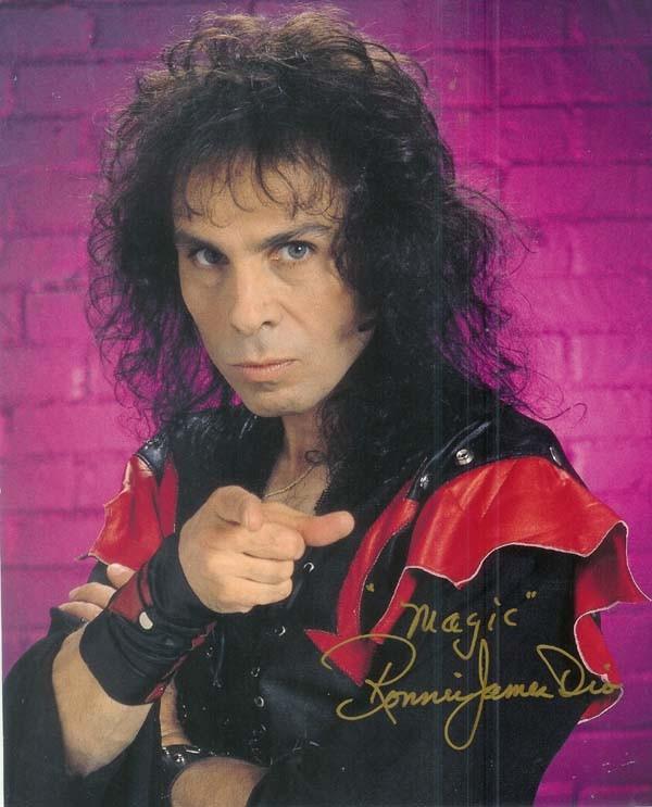 Fallece Ronnie James Dio, una de las leyendas del metal