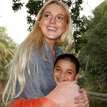 Se estrena documental protagonizado por Lindsay Lohan en la India