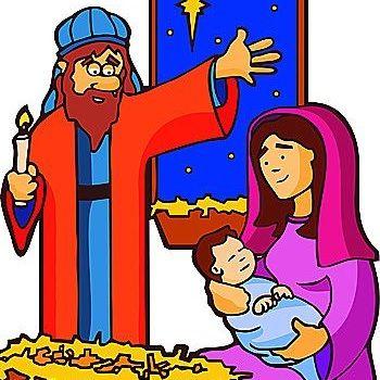 Cuento de navidad: El nacimiento del niño Jesús
