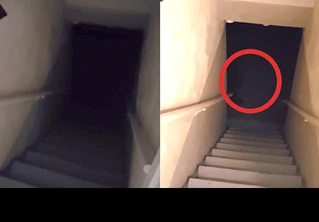 Escucha sonidos raros en su sótano, decide averiguar y lo que encuentra es terrorífico