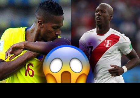 ¿Qué futbolista es más veloz Luis Advíncula o Antonio Valencia?