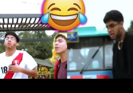 Parodia  peruana de la canción 'Bebe' la rompe en internet