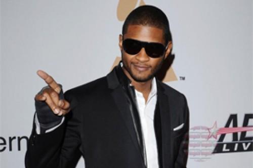 Usher sigue en lucha por la custodia de sus hijos