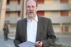 Universitario: Práctica de hoy fue una pichanga, dijo Eduardo Guinea