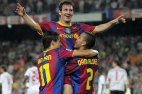 Barcelona es el plantel con los jugadores más bajos de toda Europa