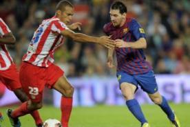 Video del Atlético de Madrid vs Barcelona (1-2) - Minuto a Minuto