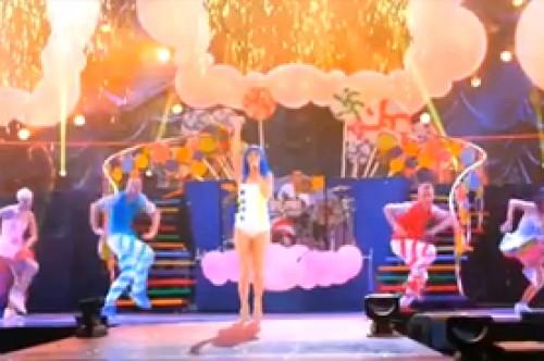 Katy Perry lanza el trailer de su filme 'Part of Me' 3D (video)
