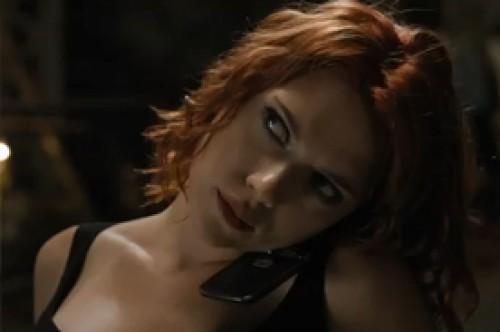 Los Vengadores: Scarlett Johansson sexy y feroz en nuevo avance (video)