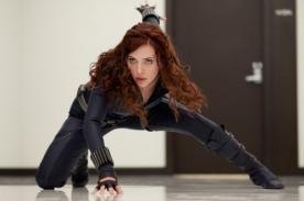 Scarlett Johansson confiesa que no usa ropa interior en Los Vengadores