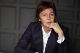Paul McCartney  remeció el Zócalo de  México con 200,000 fans en concierto