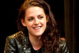 Kristen Stewart siente cariño por perro que adoptó con Robert Pattinson