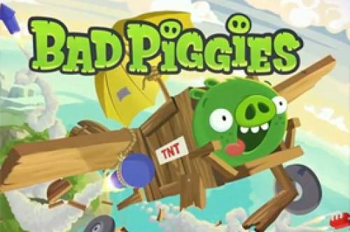Bad Piggies: Rovio lanza oficialmente spin off de la serie Angry Birds