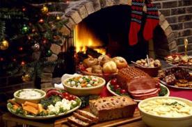 Navidad y Año Nuevo: Cuide su cuerpo de las calorías innecesarias