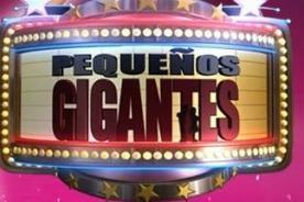 'Pequeños Gigantes' se ubicó en el primer lugar de sintonía en su debut