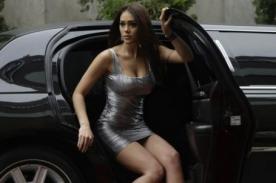 Karen Schwarz causa sensación en los casting de 'Yo Soy'