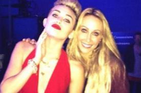 Miley Cyrus luce contenta con su madre tras anuncio de divorcio de padres