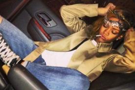 Rihanna responde con furia a periodista que la criticó