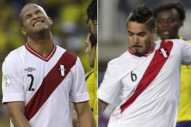 Selección peruana: Juan Vargas y Alberto Rodríguez aún no encuentran equipo