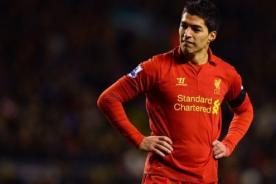 Luis Suárez reitera sus deseos por marcharse del Liverpool
